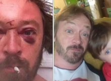 Alcoholic dad gives up drinking completely after seeing his own selfie