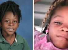 Amber Alert issued for siblings, aged 5 and 6, who went missing from their own frontyard