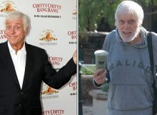 Dick Van Duke looks great after turning 94, ventures out to run his own errands