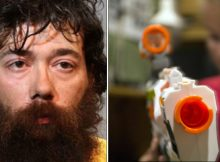 Drunk man shoots 7-year-old boy playing with Nerf gun after bragging he had a real one