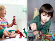 Kids obsessed with dinosaurs can be smarter than those who aren't