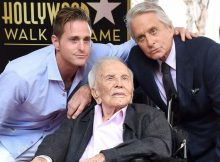 Kirk Douglas turns 103 – begs son Michael Douglas for a quiet birthday party