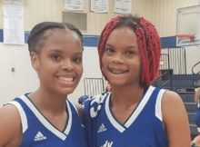 Sisters killed in early morning collision in front of their high school