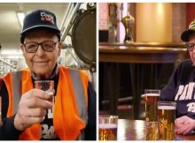 Veteran turns 102, says the key to long life is drinking beer every day
