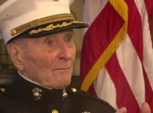 104-year-old World War II veteran asks the public to send him Valentine's Day cards