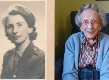 Ann Robson, believed to be oldest living female WWII veteran, dies at age 108: Thank you for your service!