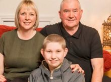 Couple win million dollar lottery – two days later their young son is declared cancer free