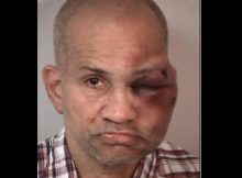 Dad beats pervert to a pulp after finding him half naked lurking in his kids' bedroom