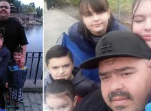 Dad dies trying to save his three children after Christmas tree goes up in flames – rest in peace