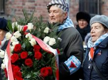 Hundreds of Auschwitz survivors return for 75th anniversary of camp's liberation