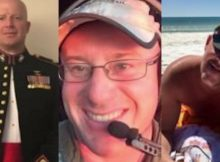 Three American firefighters who died fighting Australian fires were military veterans