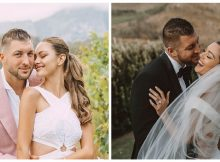 Tim Tebow marries his fiancee in dream wedding ceremony — congrats to the happy couple
