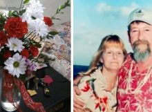 After his death in 2012, husband made sure to send flowers to his wife every Valentine's Day