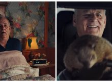 Bill Murray was the real winner at the Super Bowl with hilarious 'Groundhog Day' ad