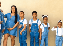 Black woman shamed by 'Negative Nancys and Pouty Pauls' for having large family