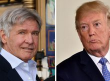 Harrison Ford calls President Trump a 'Son of a B*tch' on talk show – viewers think he might be drunk