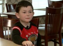 Heroic 5-year-old saves family of 9 from burning home