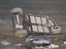 'Highly intoxicated' driver strikes and kills innocent man on motorized scooter