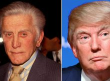 Kirk Douglas's powerful open letter to Donald Trump is being hailed all over the world