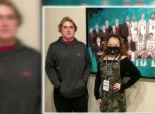 Teen withdraws from school after he was told to cut hair he was growing for sister with autoimmune disease