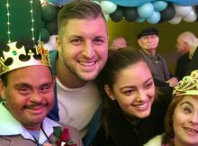 """Tim Tebow throws """"Night to Shine"""" prom for over 115,000 """"kings and """"queens"""" with special needs"""