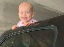 Toddler's cancer medication and beads of courage stolen from family's car overnight