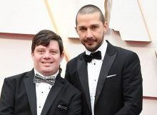 Zack Gottsagen becomes first person with Down syndrome to present an award at the Oscars