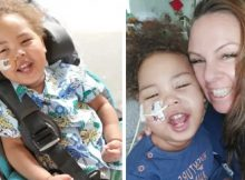 """3-year-old toddler is world's youngest person with """"children's Parkinson's disease"""" – let's show him love"""