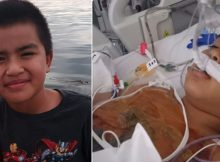 8-yr-old boy opens his eyes after being shot in the heart in drive-by shooting – family asks for our prayers