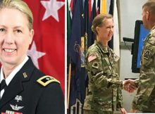 Female Army general becomes first woman infantry division commander since 1917 – let's hear it
