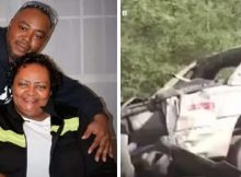 Grieving mom killed in car crash driving home from planning her son's funerals – rest in peace