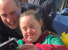 Prince William breaks royal rule to take a selfie with a young fan