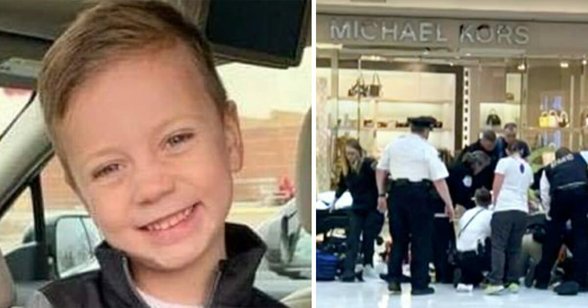Parents give sad update on boy thrown from Mall of America balcony
