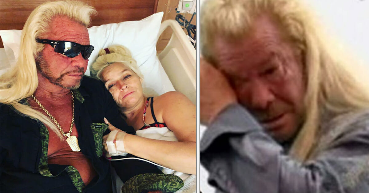 Update: Beth Chapman put in medically induced coma as she battles Stage 4 cancer – let's send all our prayers