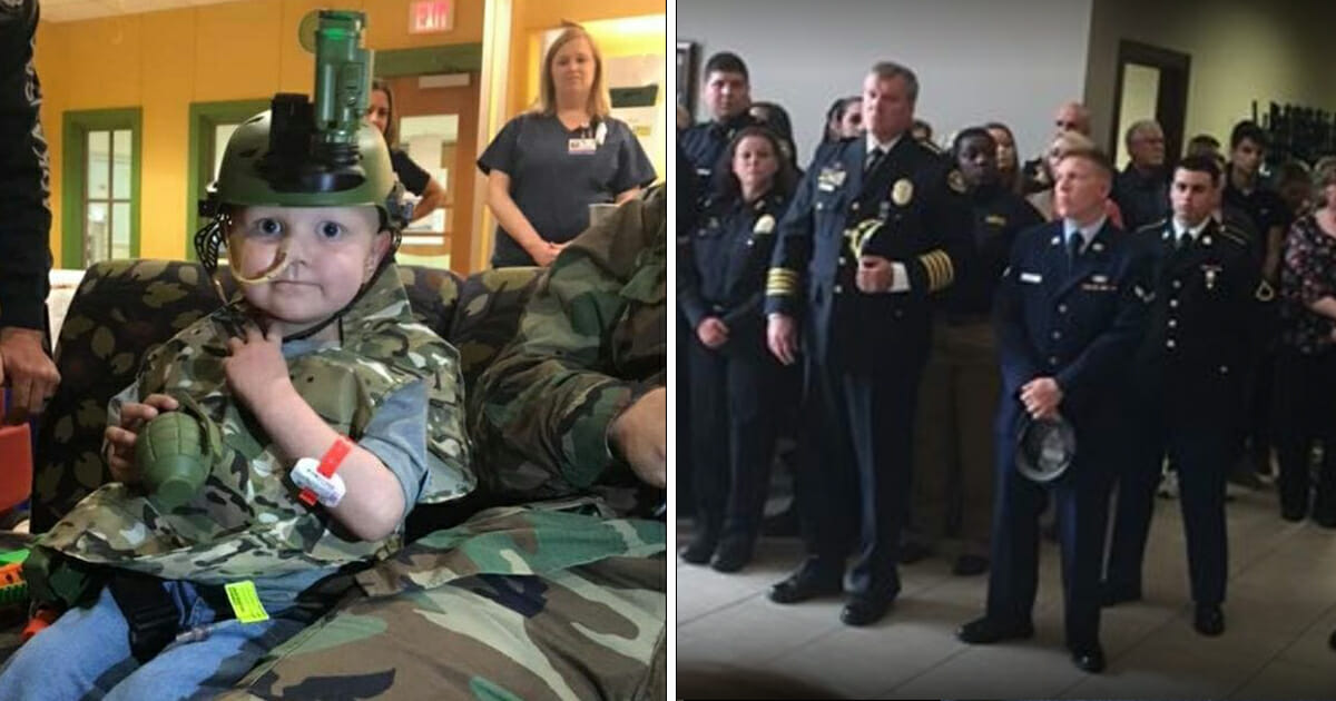 Update: Dozens of soldiers attend funeral of 5-year-old whose big dream was to be an 'Army Man'