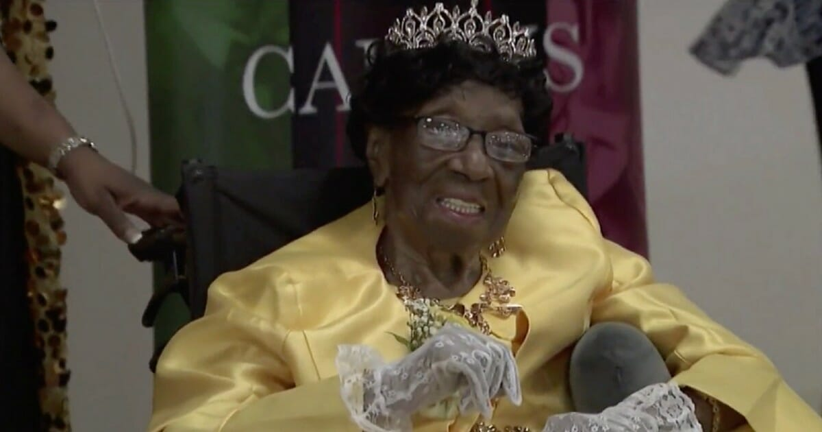 Happy 114th birthday, Alelia Murphy! Harlem woman becomes oldest living person in the US