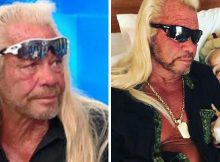 Dog the Bounty Hunter says Beth Chapman put a guy in jail just one week before she died from cancer