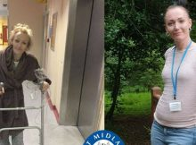 Heroin addict given 12 months to live – one year later she's 12 months sober