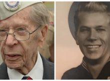 Navy veteran Aaron Cook, one of the last remaining survivors of Pearl Harbor, dies at 96