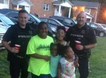 Police called to shut down a lemonade stand – they bought drinks instead