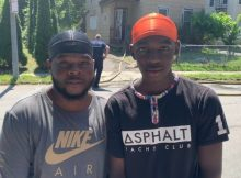 Young heroes rush into burning home to save a family of five – let's praise them for their brave actions