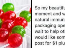 "Anti-vaxx mom under investigation for ""selling"" lollipops infected with son's chickenpox"