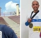 Man runs Detroit marathon after losing nearly 500 pounds — let's congratulate him!