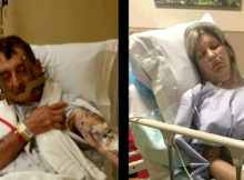 Couple of 35 years receive similar lung cancer diagnosis 5 weeks apart
