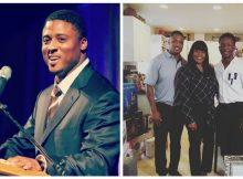 Former NFL star Warrick Dunn grants homes to single mothers in need — he just gave his 173rd