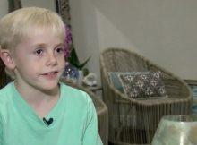 Third grader gives teacher a 'raise' using his birthday money