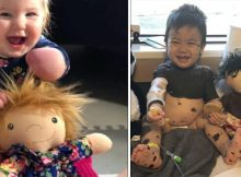 Ex-nurse handmakes lookalike dolls for sick and disabled children, and they're beautiful