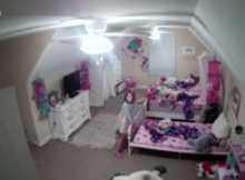 Hacker accessed family's Ring camera and taunted 8-year-old girl in her room