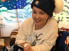 Teen beats stage 4 cancer just in time to go home for Christmas