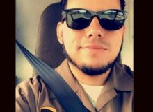 UPS driver who was killed during police shootout was on his first day of solo deliveries